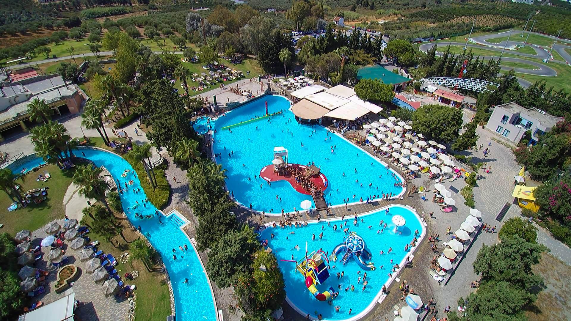 Aqua Creta Limnoupolis Chania Crete Pool